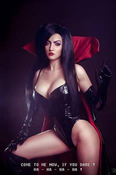 Battletoads - Dark Queen cosplay