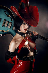 I-No cosplay by shproton