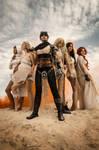 Mad Max Fury Road cosplay