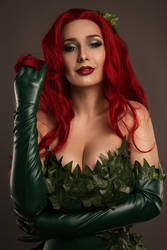 Poison Ivy cosplay by shproton