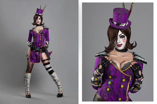 Moxxi from Borderlands2 Cosplay