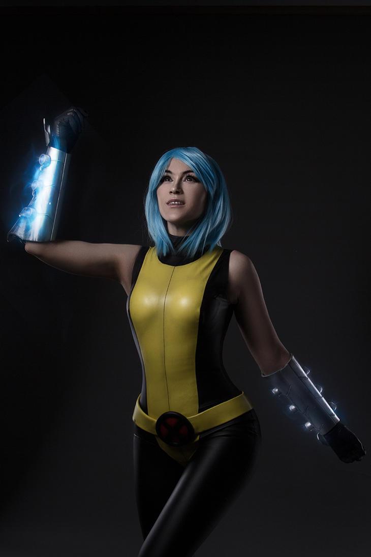 Surge cosplay by shproton