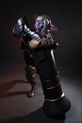 Tristana cosplay