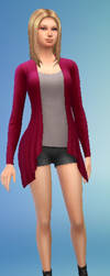 Frenzica Lisa In Sims 4 by TheOneAndOnly-K