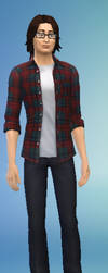 Ramvelle Jones In Sims 4 by TheOneAndOnly-K