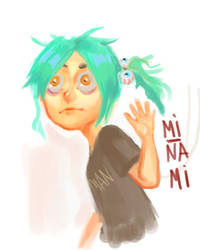 Time for new ID by Mi-nami