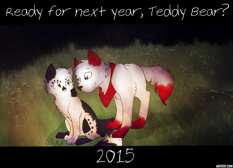 Happy New Year by Myob131Pirate