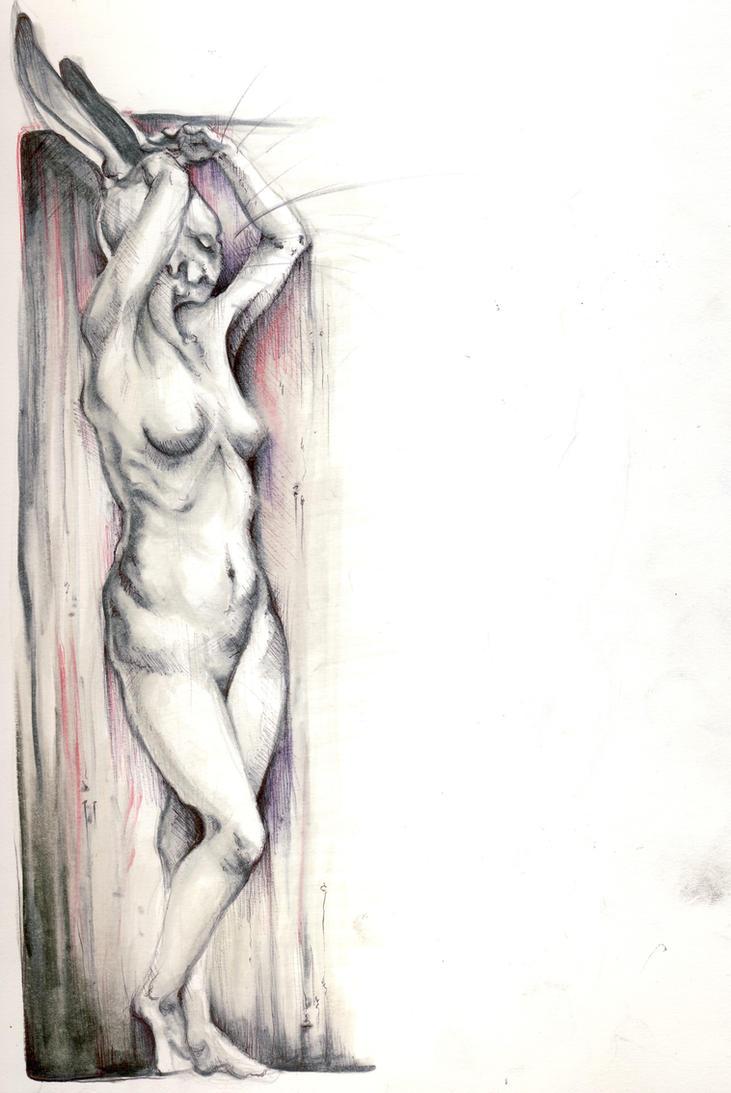 Lady Rabbit by blahf