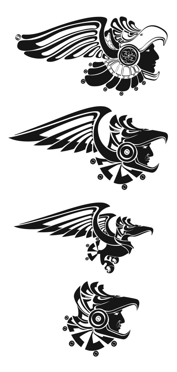 Tatuajes Aztecas by Zanedrak