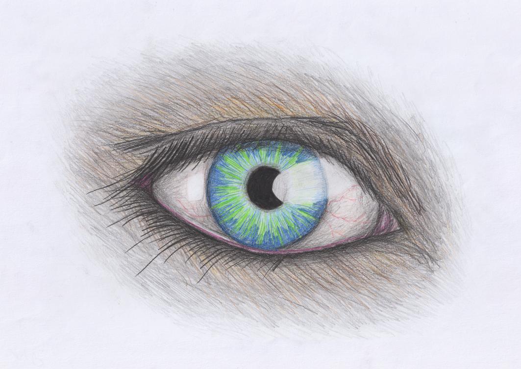 Eye [1/2] by luzudemcas