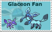 Glaceon Fan Stamp by StampMania