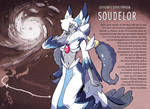 Typhoon Soudelor Persona by GrayLancer18