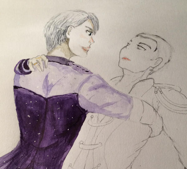 Yuri and Viktor on Ice