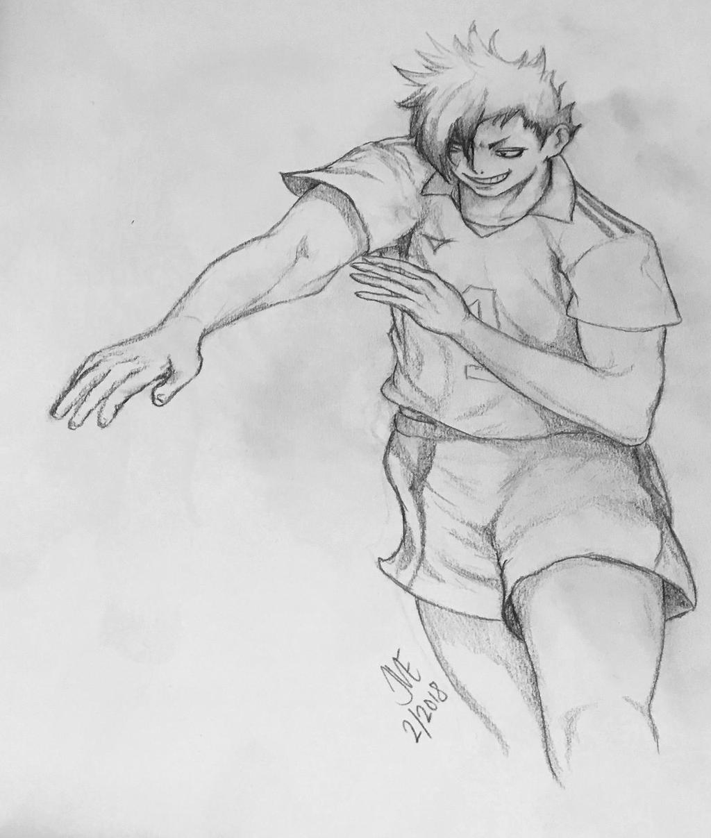 Kuroo Sketch