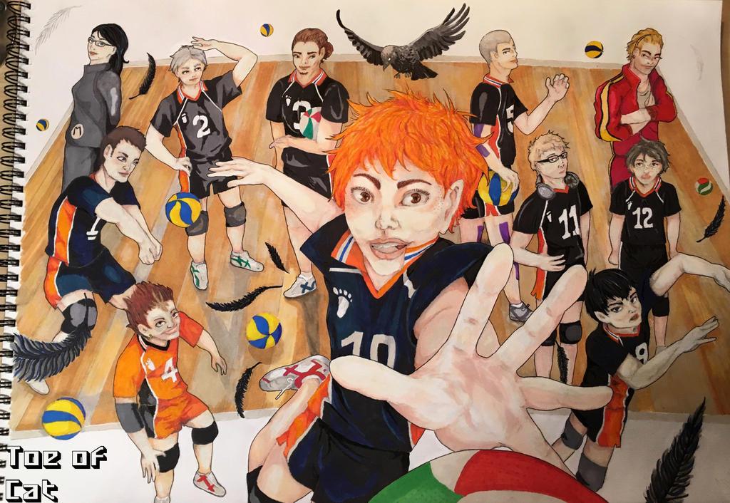 Karasuno High Volleyball Club