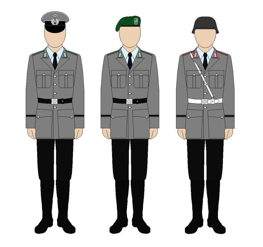 Wehrmacht dress uniform