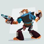 TMNT Tiger Claw