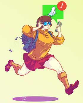 Run, Velma, run!