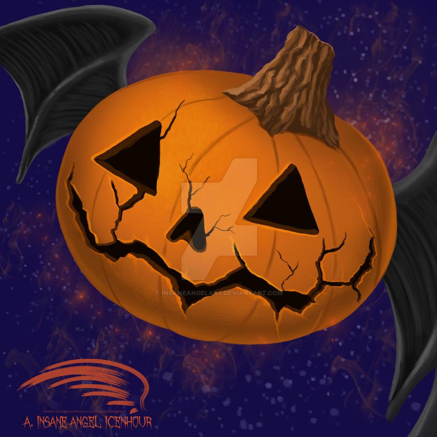 Daily Drawing Batkin by InsaneAngelArt