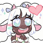 YCH Emote Commission for MikailGirl