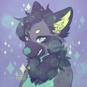 Mega Sparkle YCH for _anonymous_smoothie_ IG!
