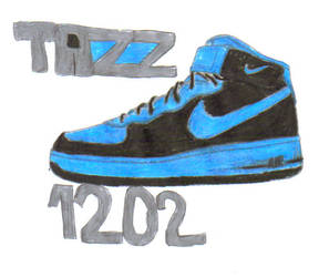 air force ones by tazz1202