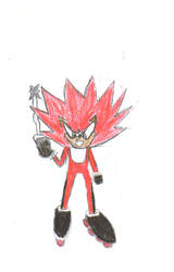 my sonic charter i created by tazz1202