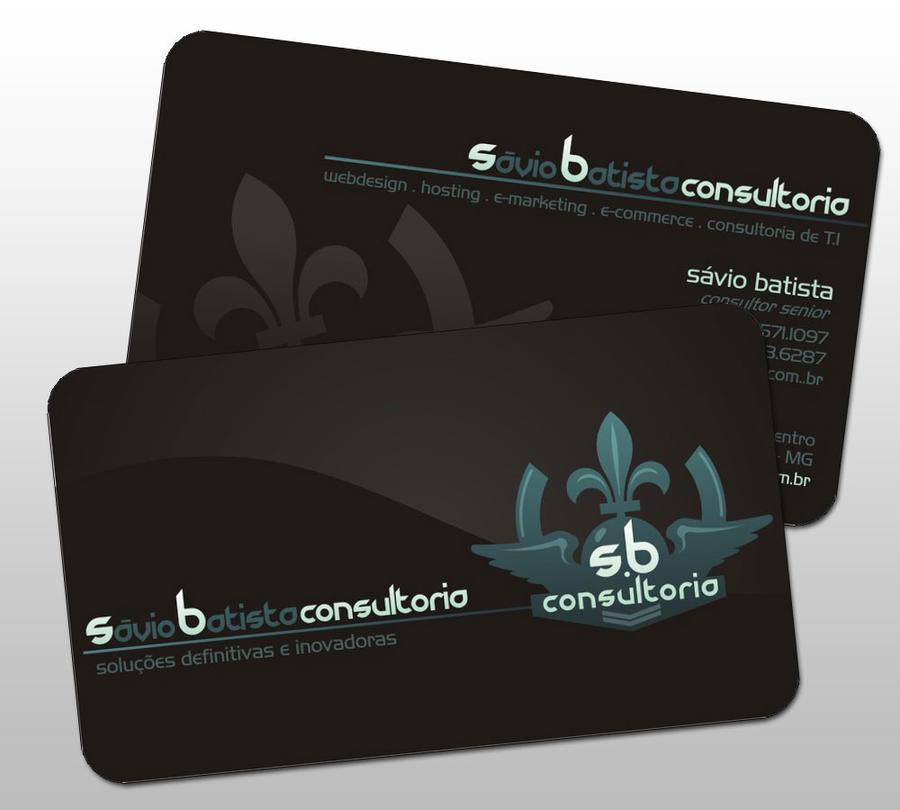SB Consultoria - Logo e Cartao by tommendes