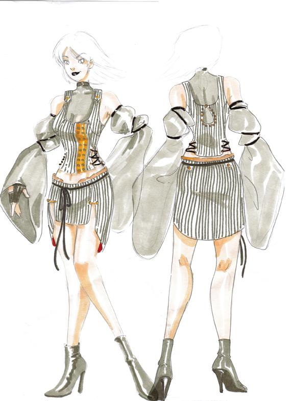 fashion by FrancineDelgado