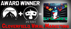 Cloverfield viral award banner by jeaux