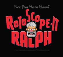 Rotoscope IT Ralph by jeaux