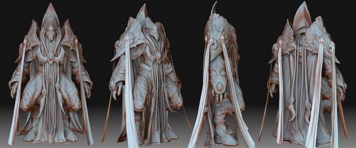 Protoss - Dark Templar