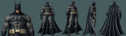 Batman ZBrush