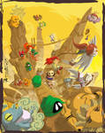 Legend of Zelda:Mountain Theme