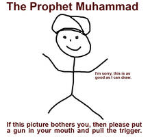 The Prophet Muhammad by lester-the-quaestor