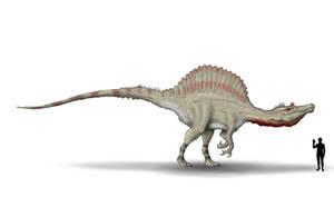 Spinosaurus by Hyrotrioskjan