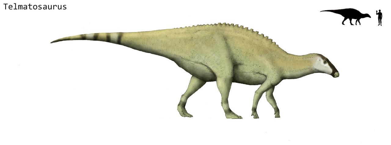 Telmatosaurus by Hyrotrioskjan