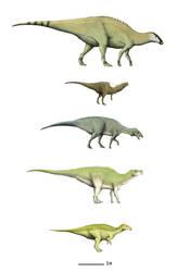 Island Ornithopods by Hyrotrioskjan