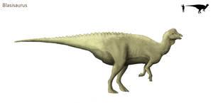 Blasisaurus by Hyrotrioskjan