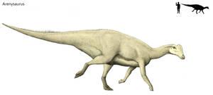 Arenysaurus by Hyrotrioskjan