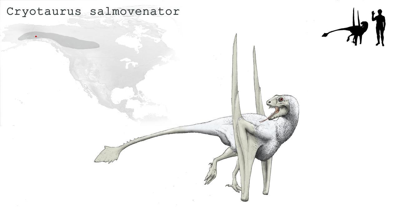 Cryotaurus by Hyrotrioskjan