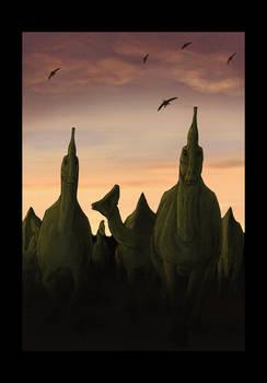 Olorotitan migration
