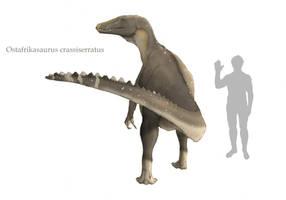 Ostafrikasaurus by Hyrotrioskjan
