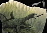 Another sneaky plesiosaur