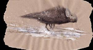 Protoceratops borealis by Hyrotrioskjan