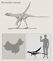 Dryonychus by Hyrotrioskjan