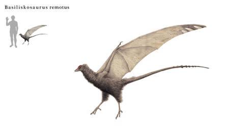 Basiliskosaurus by Hyrotrioskjan