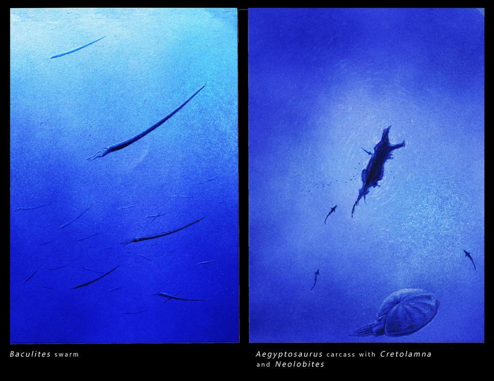 Back in the deep blue by Hyrotrioskjan