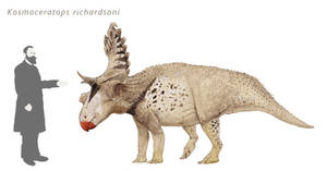 Quick Kosmoceratops