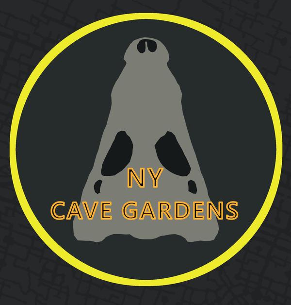 New York Cave Gardens by Hyrotrioskjan